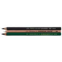 Black & White Pencil Set