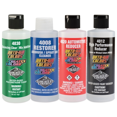 Createx Colors Additive Set with 4020 Automotive Reducer