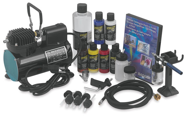 Airbrush Essentials Kit