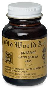 Satin Sealer
