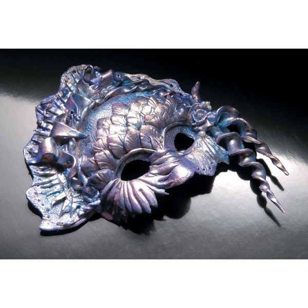Pearl-Ex Pigment, Sample Artwork