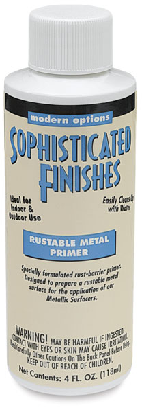 Primer for Rustable Metals