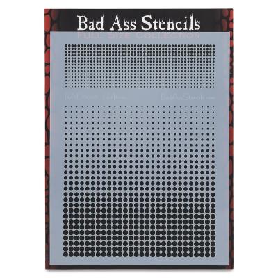 Halftone Stencil