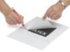 Scratch-Art Wax-O Stencil Paper