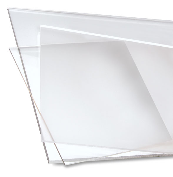 Clear Acrylic Sheets Blick Art Materials