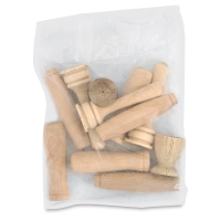 Wood Turnings, 1 lb Bag