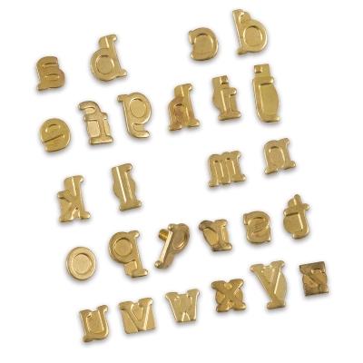Lowercase Alphabet