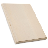Basswood Plaque, Rectangle