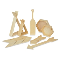 Walnut Hollow Pine Shapes