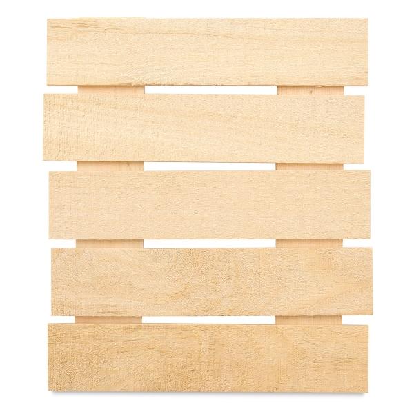 "Rustic Pine Pallet, 14"" x 12"""