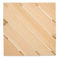 Rustic Pine Pallet, Diagonal Slats