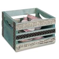 Mini Crate (Example Artwork)