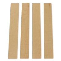 "Wood Slats, Pkg of 4, 17"" Length"
