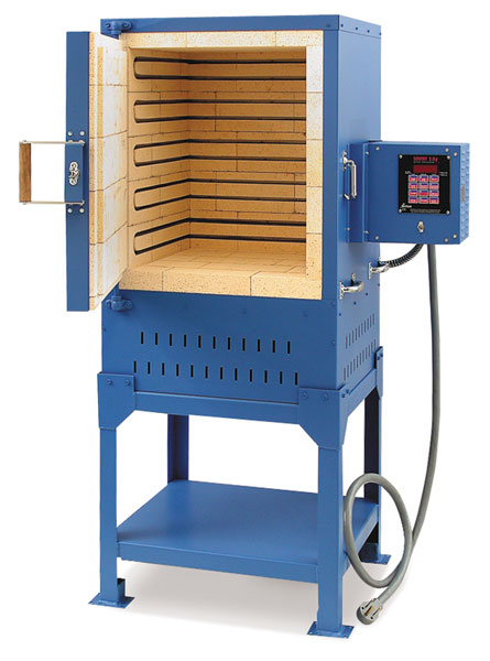 Iguana Digital Front-Loading Kiln