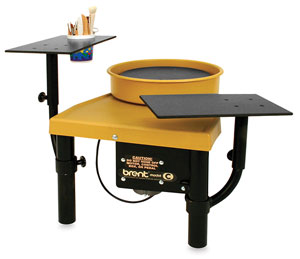 Set of WorkTables <br>(Shown with Power Wheel, Not Included)<br>