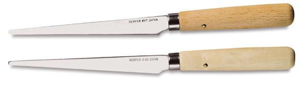 Fettling Knives