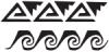 Native American Continuous Designs