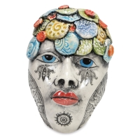 Mask Mold, Sample Artwork