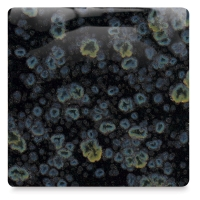 Jungle Gems Crystal Glaze, Obsidian, CG-786