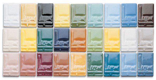 Laguna Lead-Free Gloss Glazes