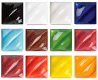 Amaco F-Series Glazes
