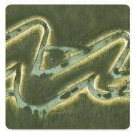 Amaco Potter's Choice Glaze, Vert Lustre