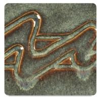 Amaco Potter's Choice Glaze, Iron Lustre