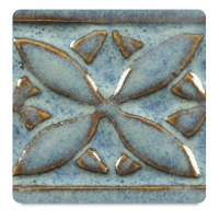 Amaco Potter's Choice Glaze, Blue Rutile