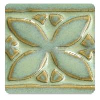 Amaco Potter's Choice Glaze, Textured Turquoise