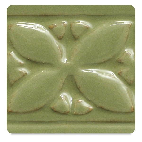 Amaco Potter's Choice Glaze, Lustrous Jade