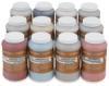 Amaco Lead-Free Low-Fire Raku Glazes Classroom Pack