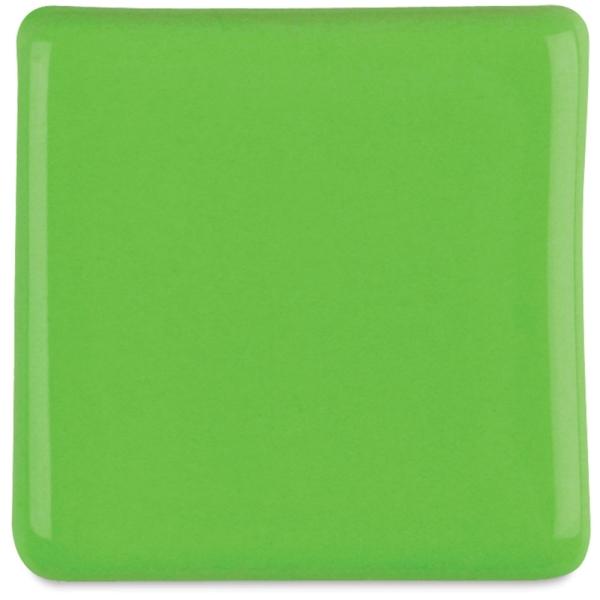 Amaco Teacher's Palette Glazes, Green Leaf