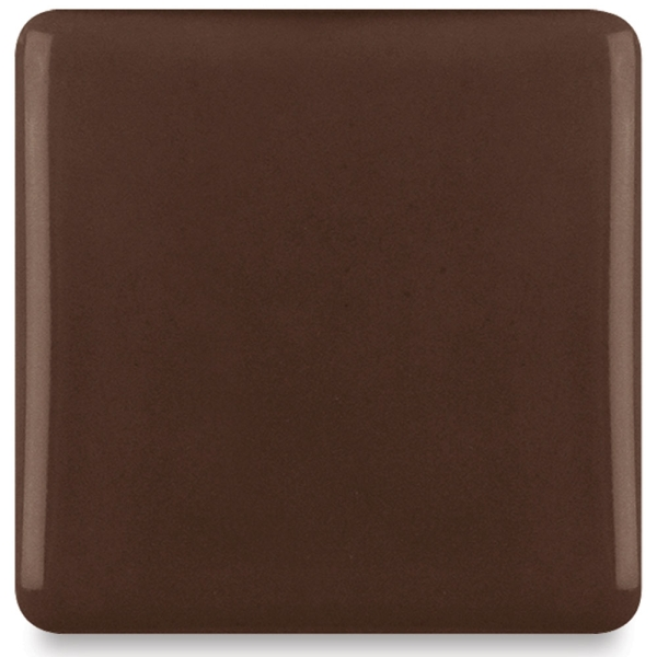 Amaco Teacher's Palette Glazes, Fudge Brown