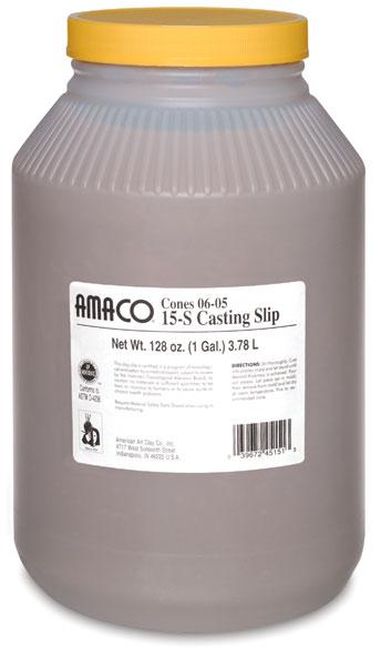 Amaco No. 15-S Casting Slip
