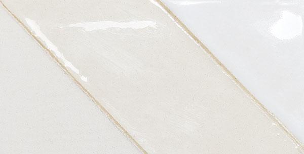 Bisque Fired, Clear Glaze, White Glaze