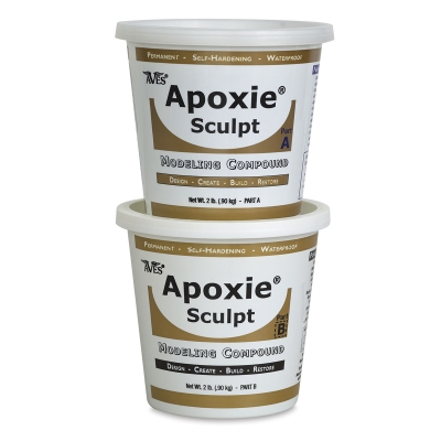 Apoxie Sculpt, White