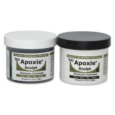 Apoxie Sculpt, Black