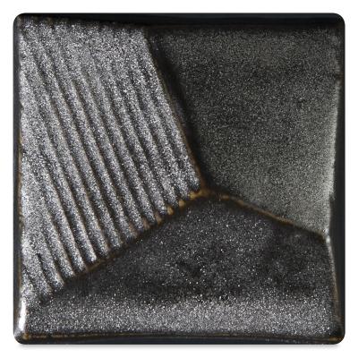 Metallic Glaze, Weathered Iron