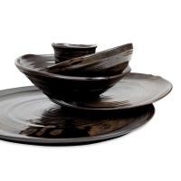 PRNI Black Stoneware Clay, Sample Artwork