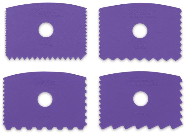 Decorating Ribs, Set B, Flex Firm