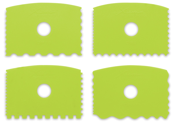 Decorating Ribs, Set C, Flex Soft