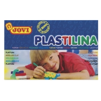 Plastilina Modeling Clay, Pkg of 30