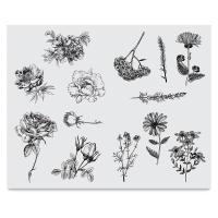 Flowers Silkscreen