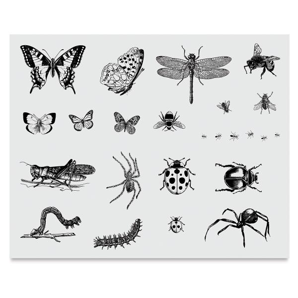 Bugs Silkscreen