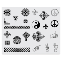 Symbols Silkscreen