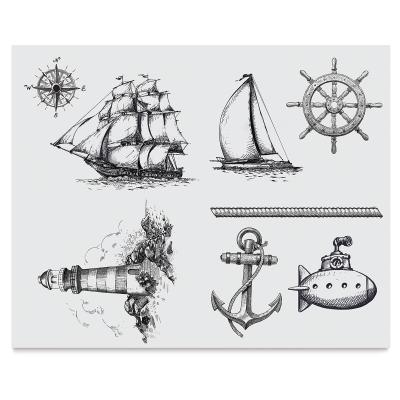 Nautical Silkscreen