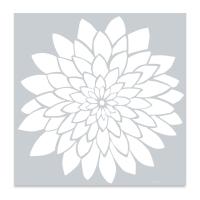 Mayco Designer Stencil, Bloom Stencil