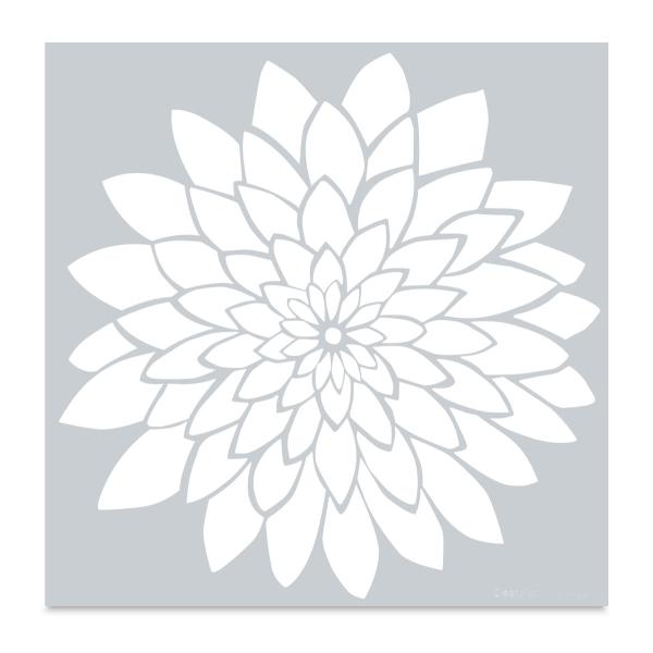 Bloom Stencil