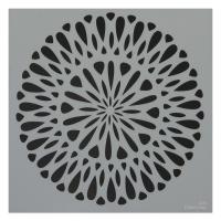 Mayco Designer Stencil, Doily Stencil