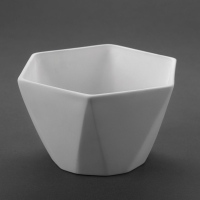 Geometric Bowl, Medium